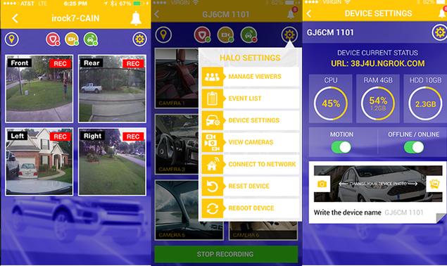 Video Telematics & Connected Vehicle Platform
