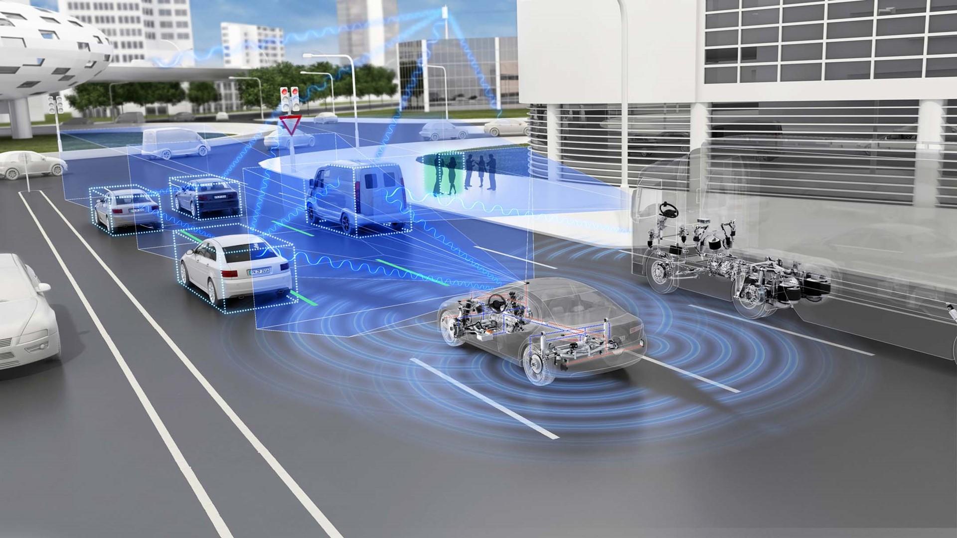 Advanced Vision System for Terrestrial Navigation