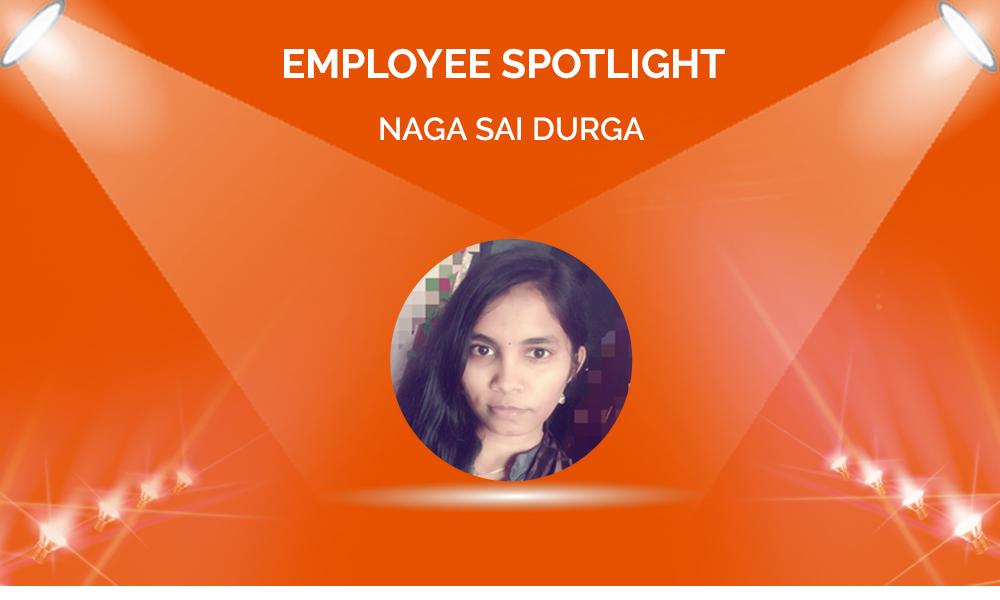 Employee Spotlight: Naga Sai Durga