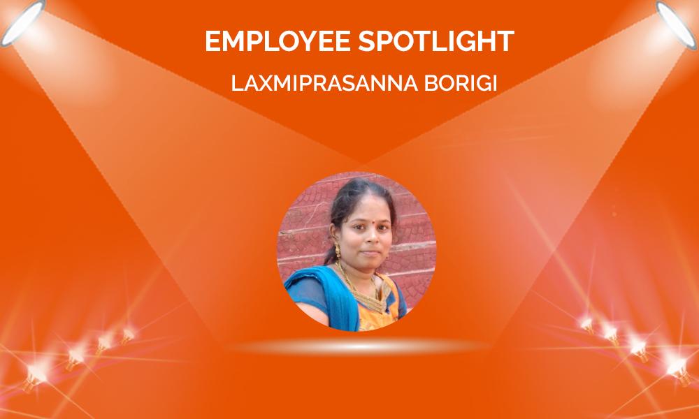 Employee Spotlight: Laxmiprasanna Borigi