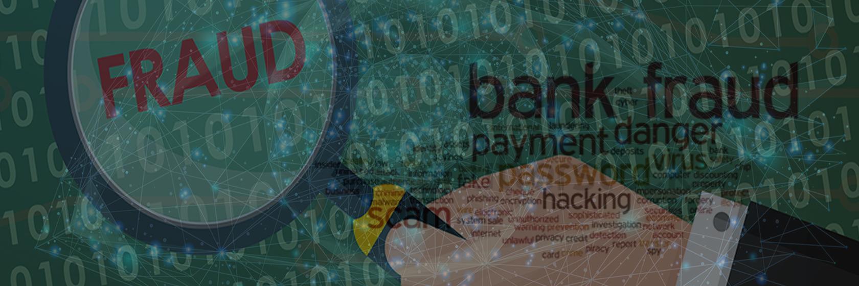 Fraud detection using AI