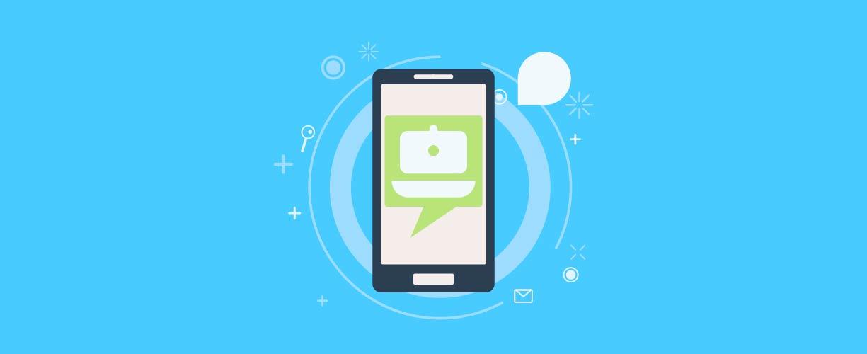 Self-decisive Chat Bots through AI