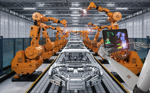 TrakIVA for Manufacturing Plants