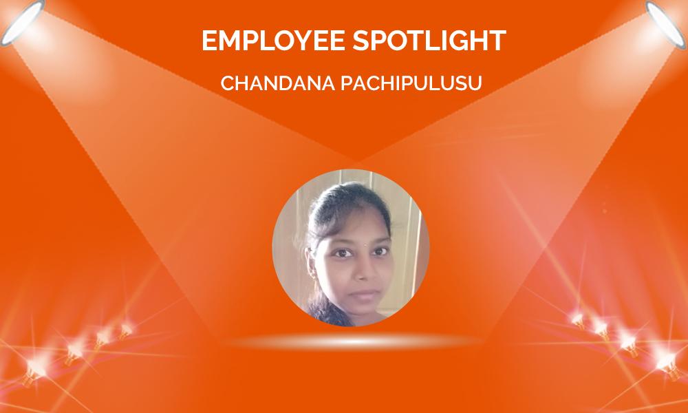 Employee Spotlight: Chandana Pachipulusu