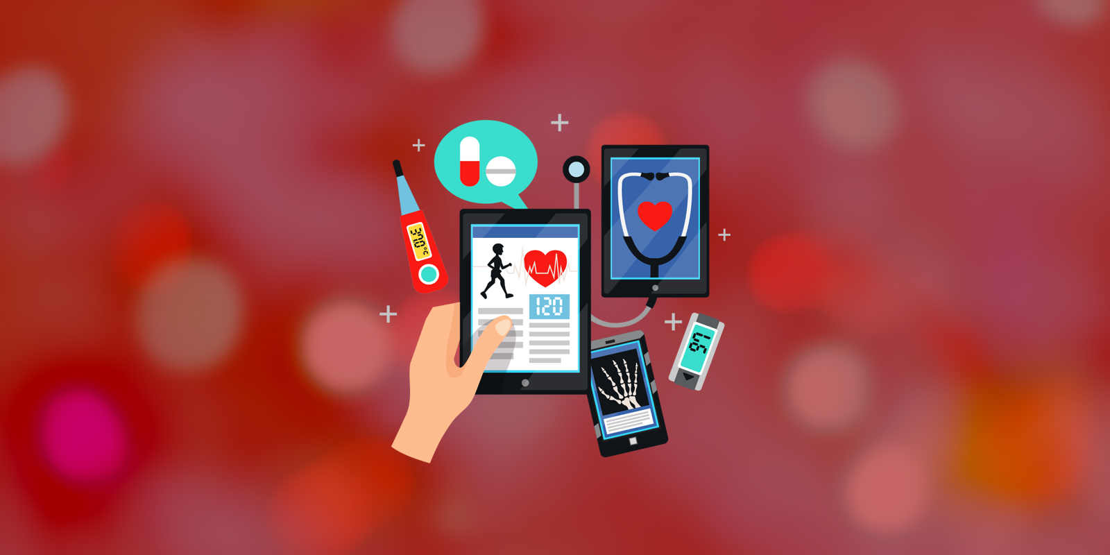 Three areas where AI is transforming Healthcare Industry